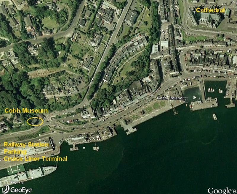 Cobh Museum Contact Us Find Us On Maps